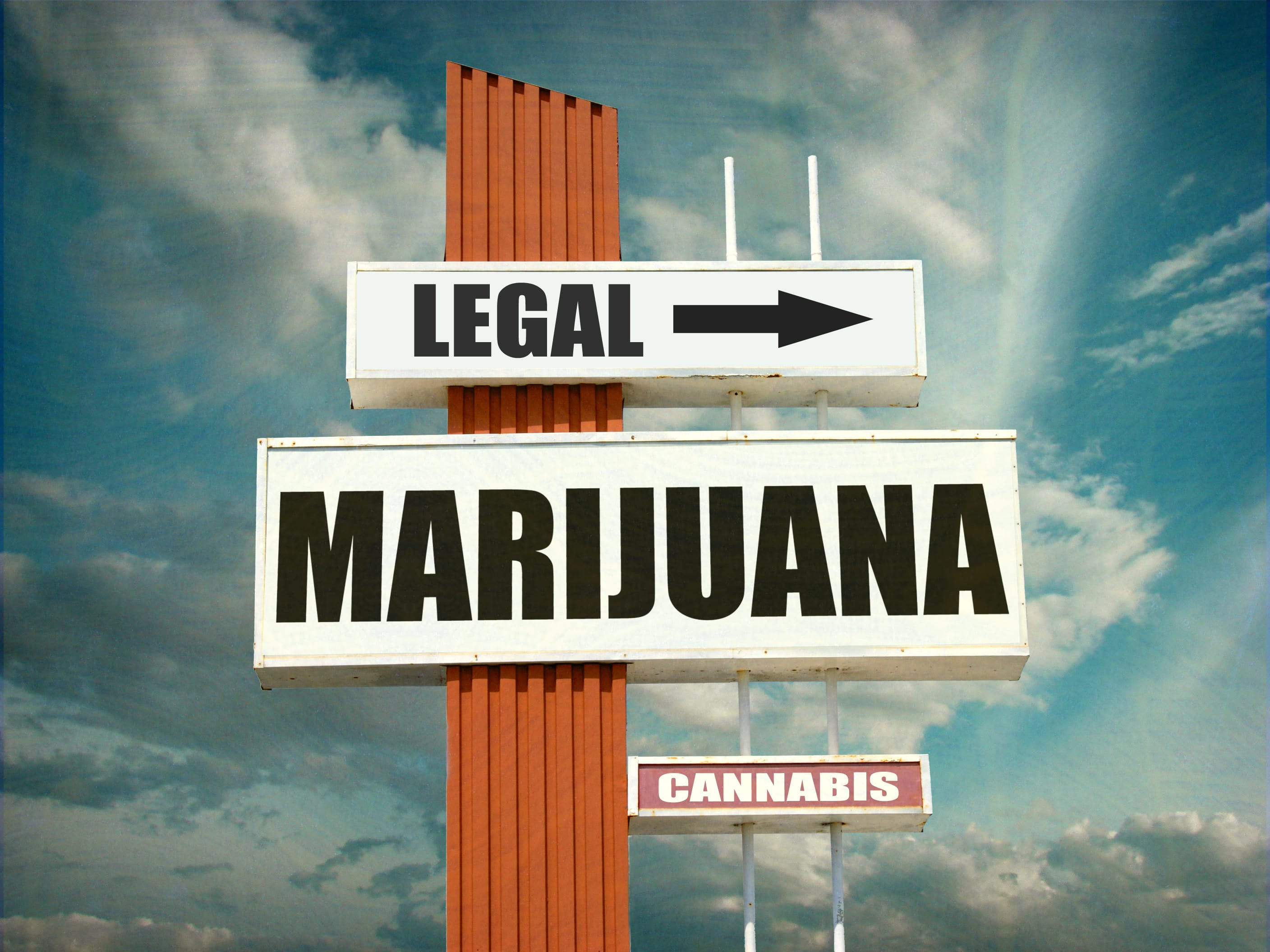 Marijuana Is Legal For The Entire West Coast